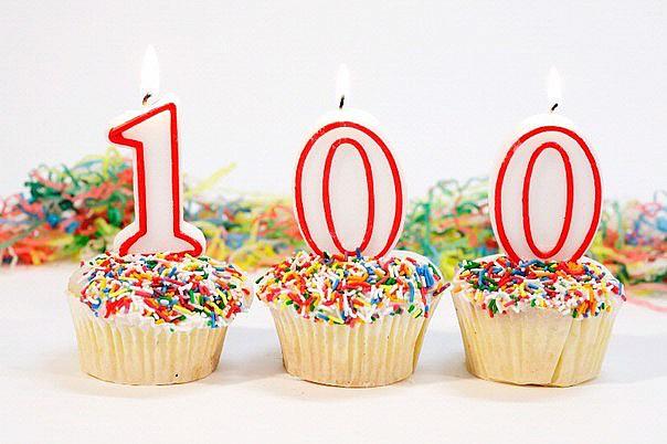 Нас уже 100!