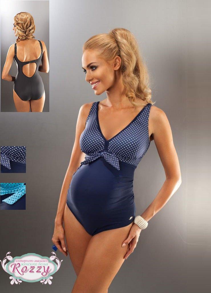 Сплошные купальники для беременных