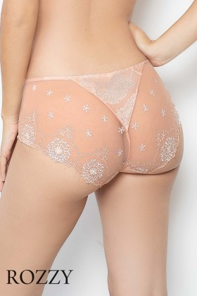 Трусы шорты Empreinte Lilly Rose 0282 персик