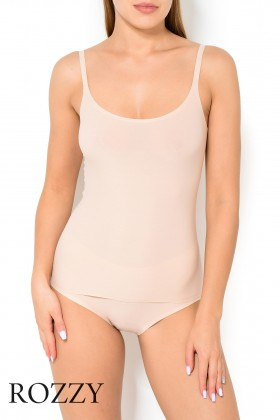 Майка Chantelle Soft Stretch 1062 бежевый