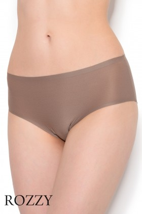 Трусы кюлот Chantelle Soft Stretch 2644 коричневый