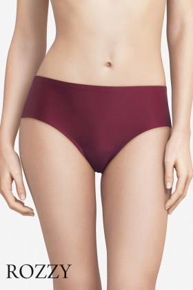 Трусы кюлот Chantelle Soft Stretch 2644 бордовый
